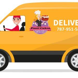 Entrega/Delivery